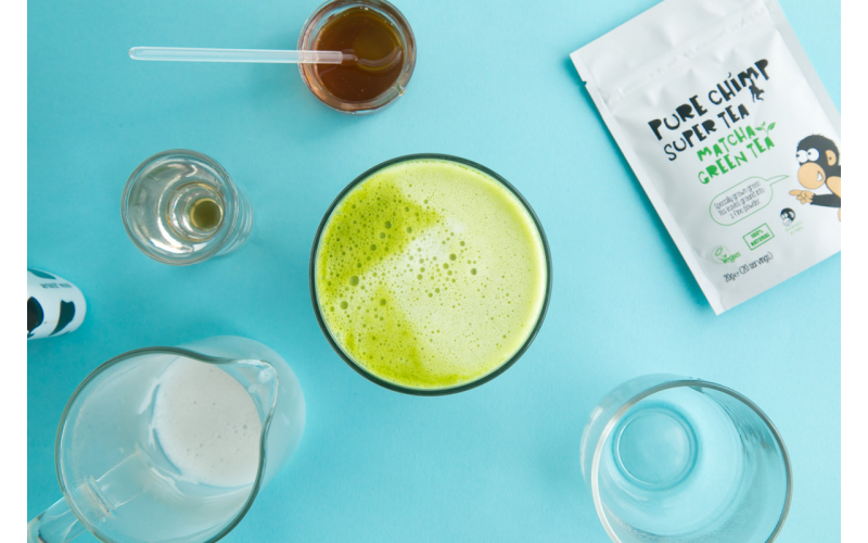 Win £50 Worth Of PureChimp Matcha Green Tea