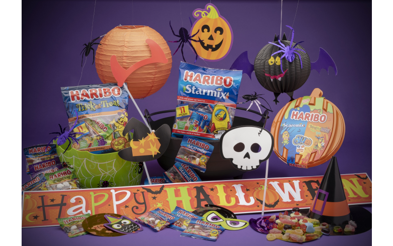 Win the Perfect HARIBO Halloween Potion