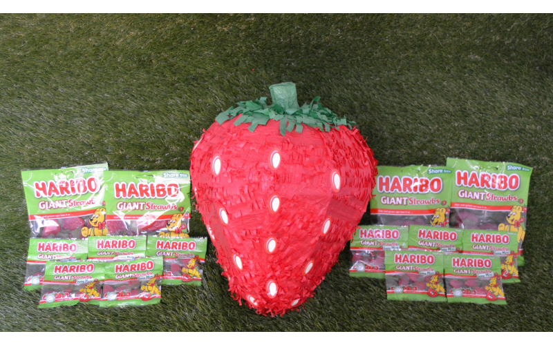 WIN A SWEET STRAWBERRY SUMMER WITH HARIBO