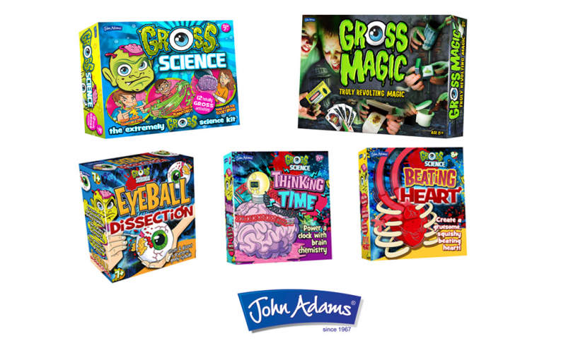 Halloween Bundle - Gross Magic, Gross Science Eyeball Dissection, Gross Science Beating Heart, Gross Science, Thinking Time, You've Been Pranked