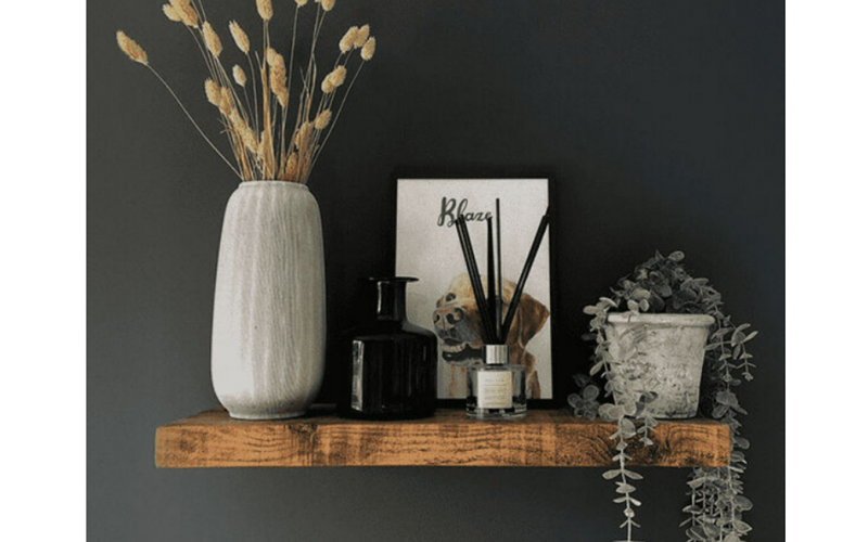Win a £25 voucher to spend online at Hand Crafted Shelves