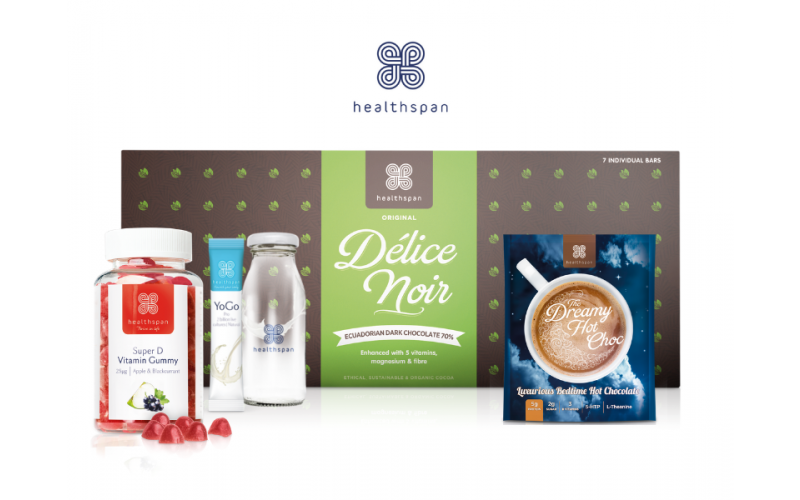 Healthspan Product Bundle