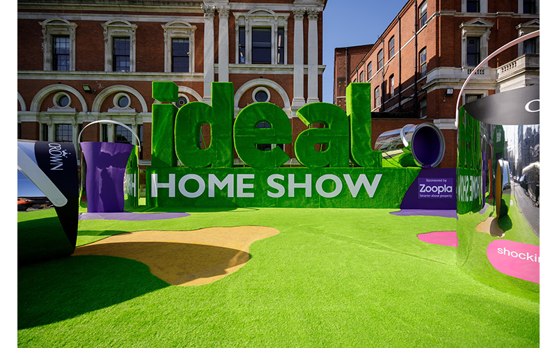 Win Four Ideal Home Show Tickets and an Overnight Stay for Four at Hilton London Olympia