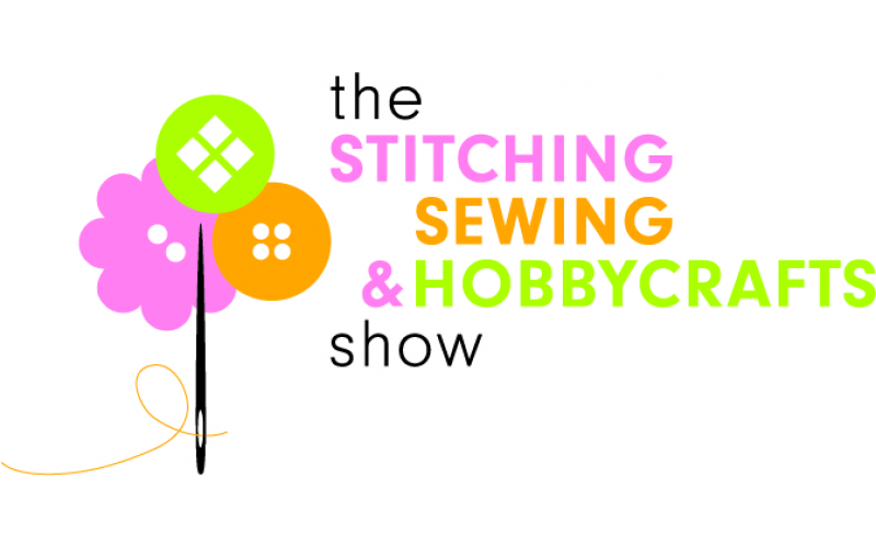 3 tickets to The Stitching, Sewing & Hobbycraft Show in Manchester