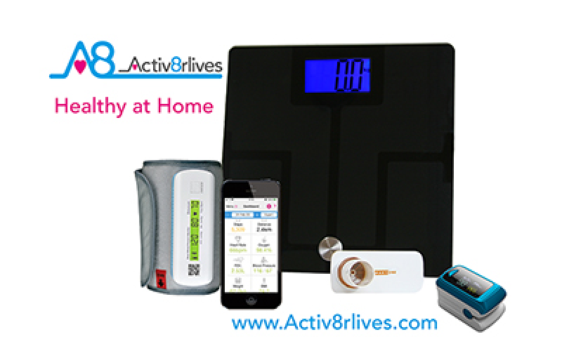 WIN Digital Health Monitors at Home