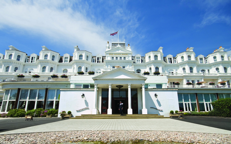 Win a two night stay at The Grand Hotel Eastbourne, with dinner on your night of arrival, a complimentary bottle of wine, and full English breakfast on both mor