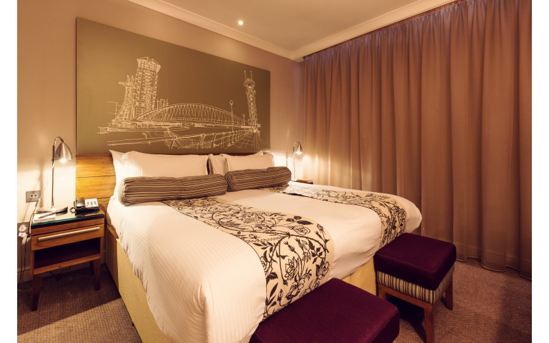 Win an overnight stay at the Townhouse Hotel Manchester