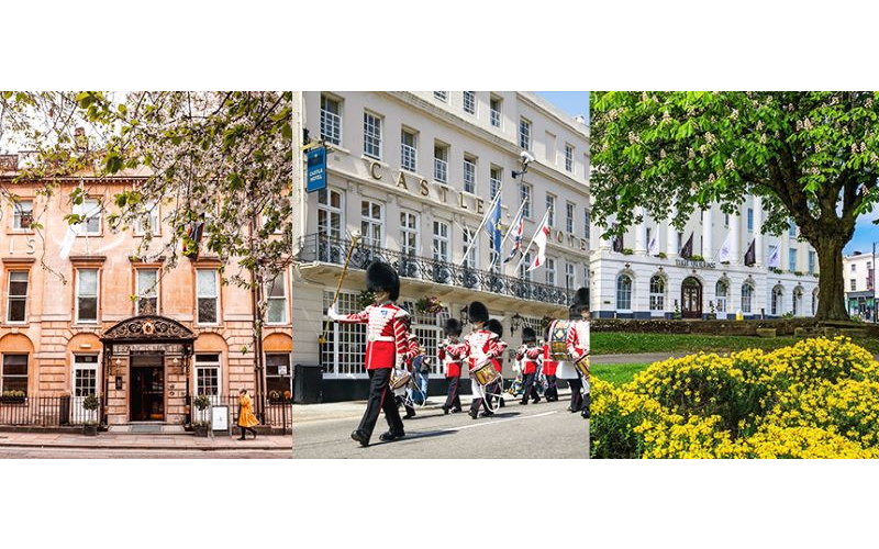 Bath, Cheltenham or Windsor? Win a luxurious stay in one of our of MGallery Hotels