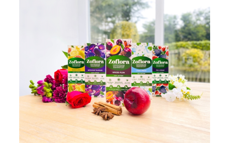 Win a Years Supply of Zoflora!