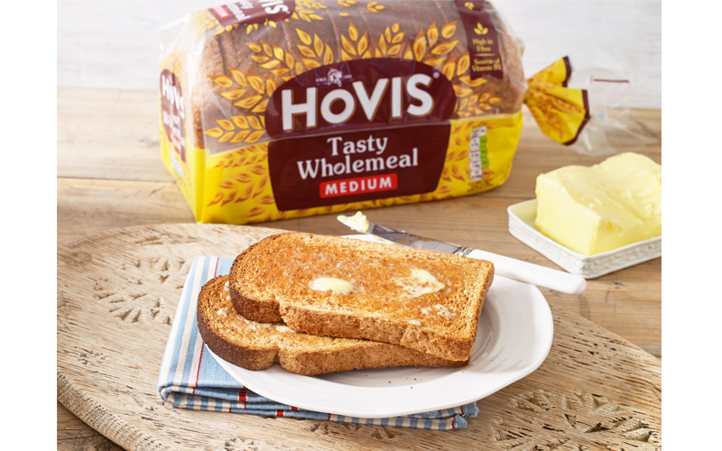 Hovis' ultimate breakfast kit