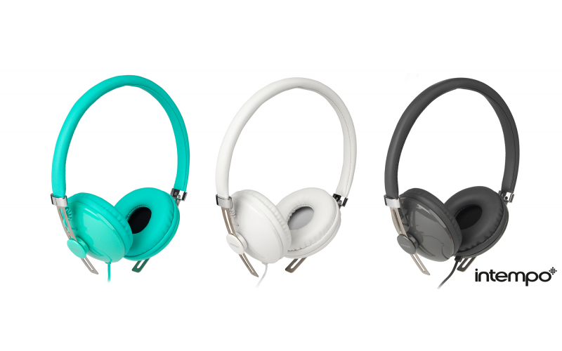 Intempo Hubbub Headphones