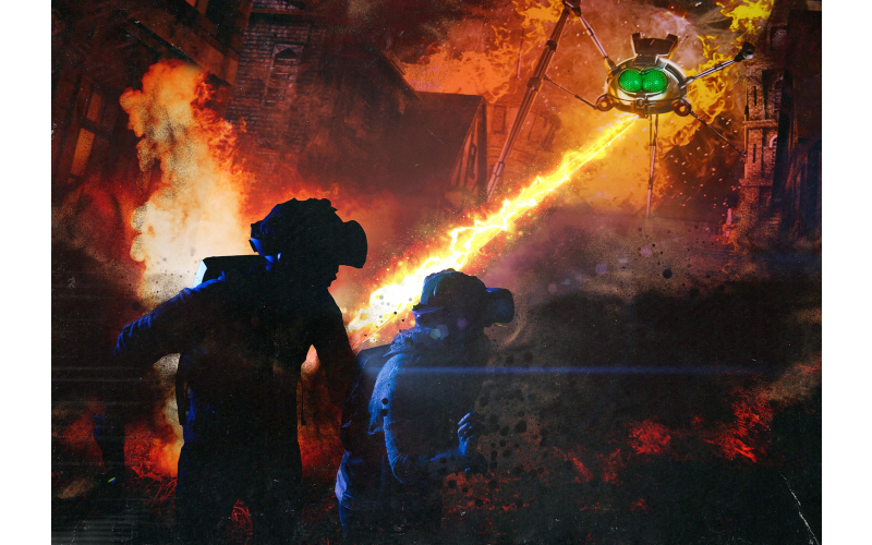 WIN 2 VIP TICKETS TO VIRTUAL REALITY EXPERIENCE 'JEFF WAYNE'S THE WAR OF THE WORLDS: THE IMMERSIVE EXPERIENCE'