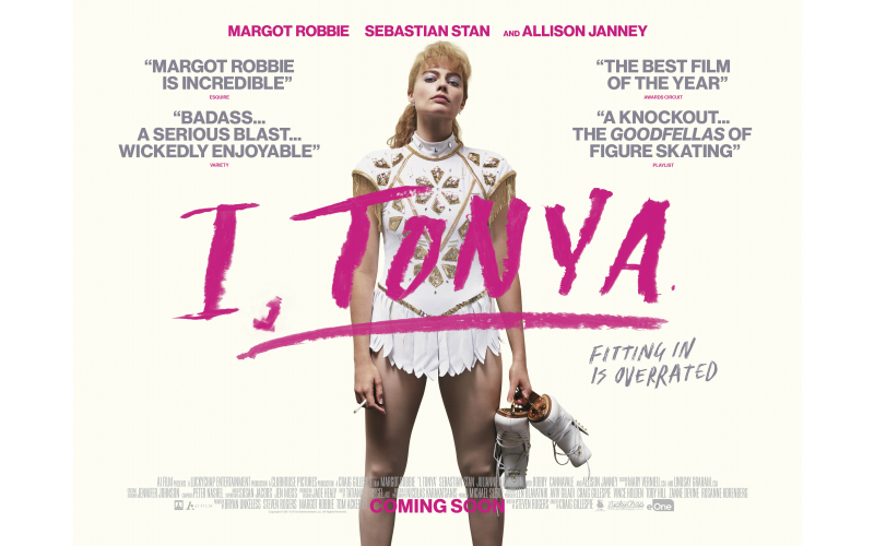Tickets to a private screening of I, Tonya