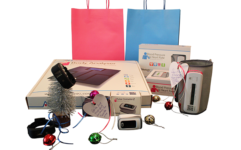 WIN Gift of Health and Wellness: 5 Healthy Gift Ideas