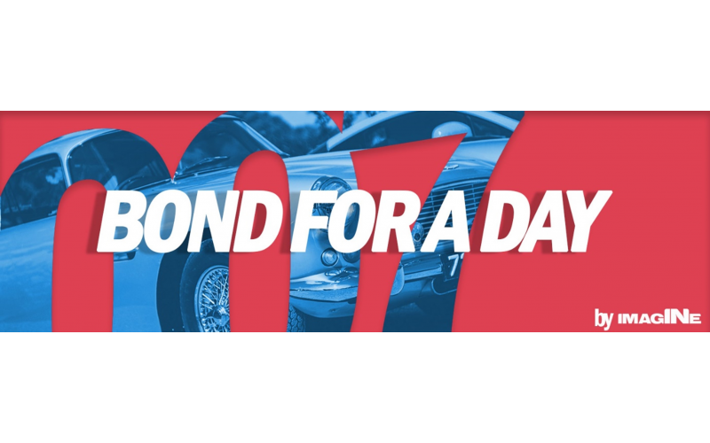Win 2 tickets for BOND FOR A DAY worth £498