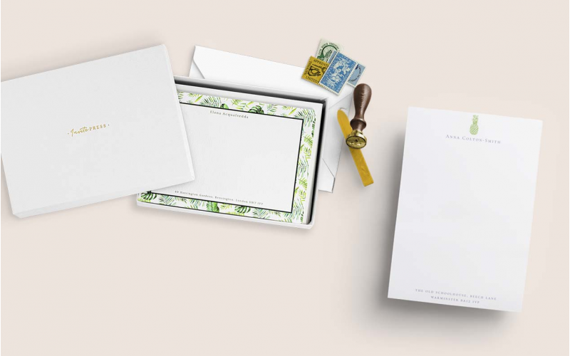 A £25 voucher for stationery