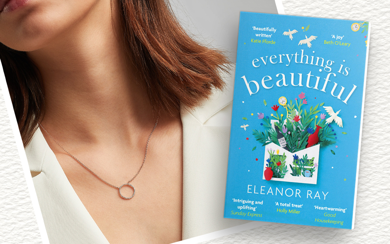 WIN Beautiful Jewellery and a Signed Copy of Everything Is Beautiful