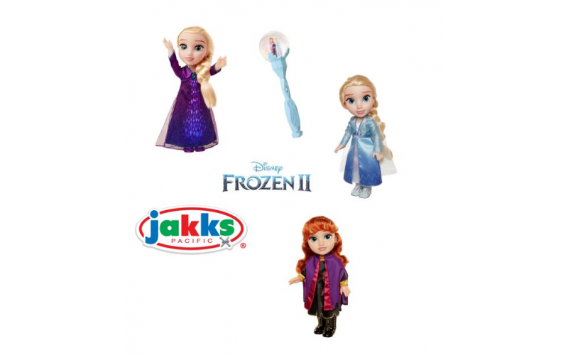 Win a Jakks Frozen 2 bundle