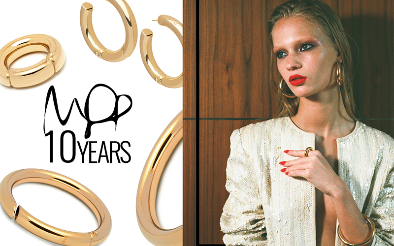 Win £150 worth of MFP Jewellery to celebrate our 10 year anniversary