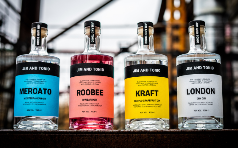 WIN £250 worth of Jim and Tonic products!