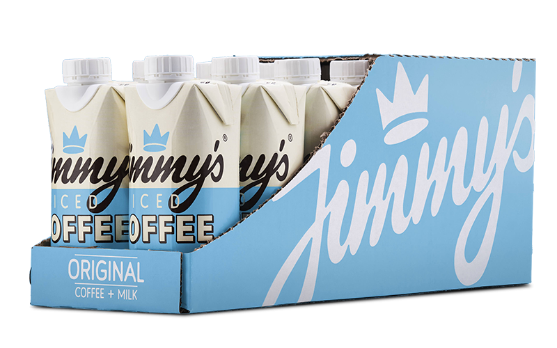 Win a year's supply of Jimmy's Iced Coffee!