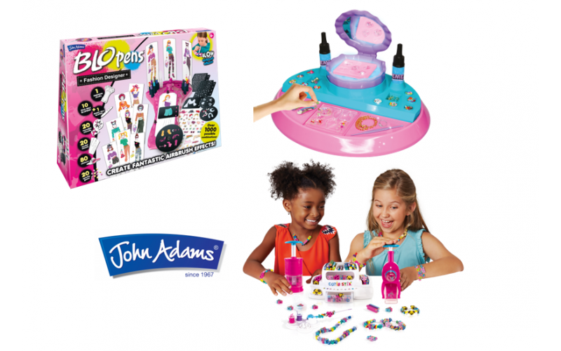 Celebrate Unicorn Day with some magical products from John Adams!