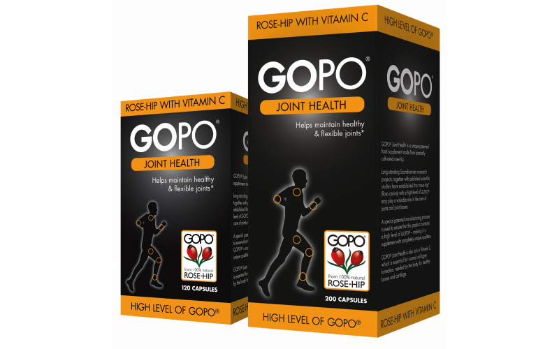 3 packs of GOPO® Joint Health