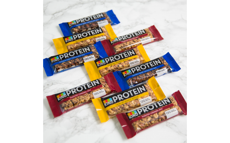 Win a Two Month's Supply of KIND PROTEIN