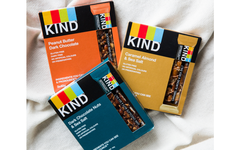 Win a Two Month's Supply of KIND Snacks
