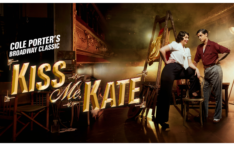 WIN A PAIR OF TICKETS TO SEE KISS ME, KATE!