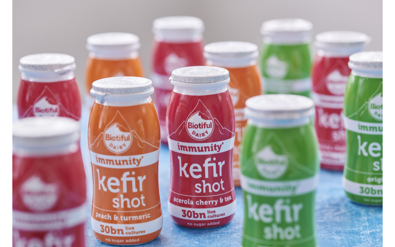 WIN A MONTH'S SUPPLY OF KEFIR SHOTS FROM BIOTIFUL