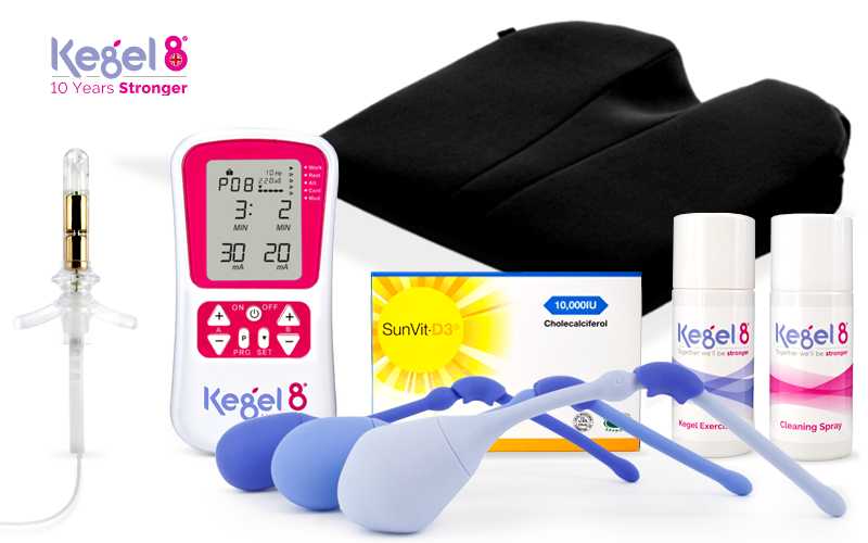 Win Kegel8 Goodies Worth £265