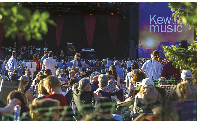 Win a pair of Kew the Music tickets for Bananarama