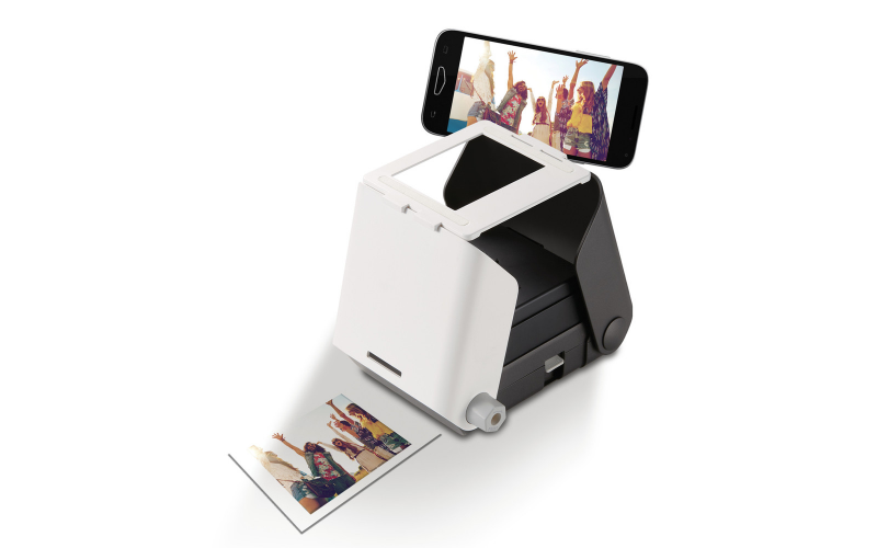 Win Portable and Instant Picture Printer KiiPix™