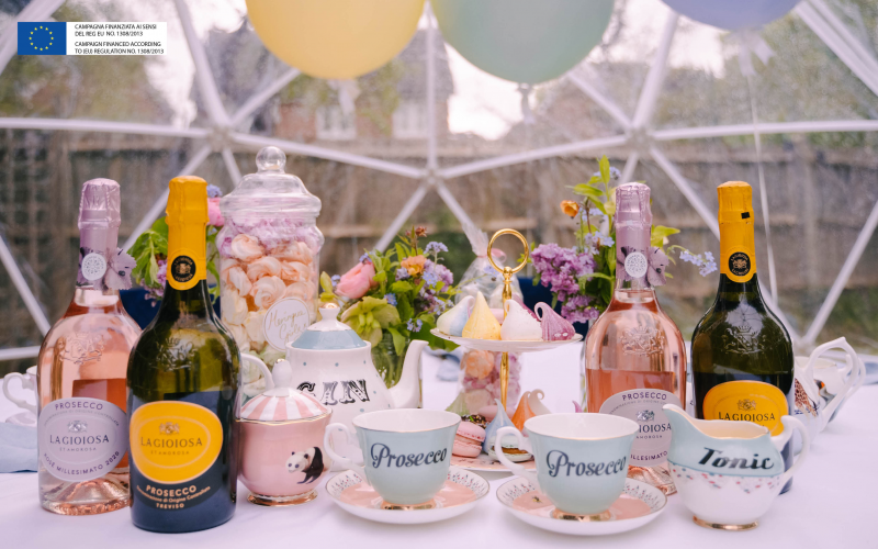 WIN THE ULTIMATE AFTERNOON TEA PARTY WITH LA GIOIOSA