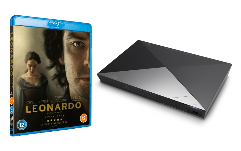 Win Leonardo on Blu-ray and a Player to Watch it on