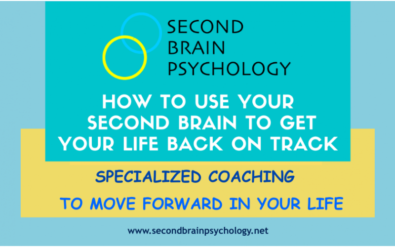 £135 WORTH OF LIFE COACHING WITH SECOND BRAIN PSYCHOLOGY 3 X 45 MINUTE LIVE SESSIONS ONLINE