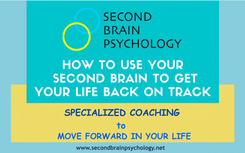 3 sessions of life coaching with Second Brain Psychology