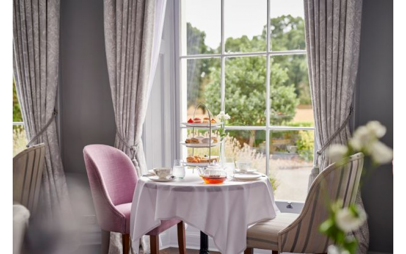 Two-night stay with breakfast at Laura Ashley Hotel The Belsfield