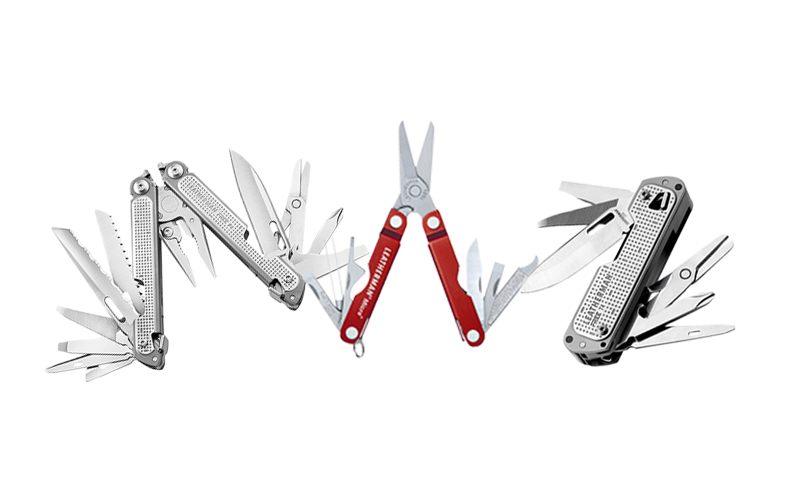A Leatherman bundle worth over £250!
