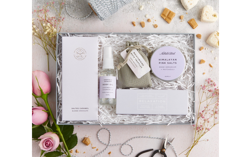 'Spa Night In' Letterbox Gift Set