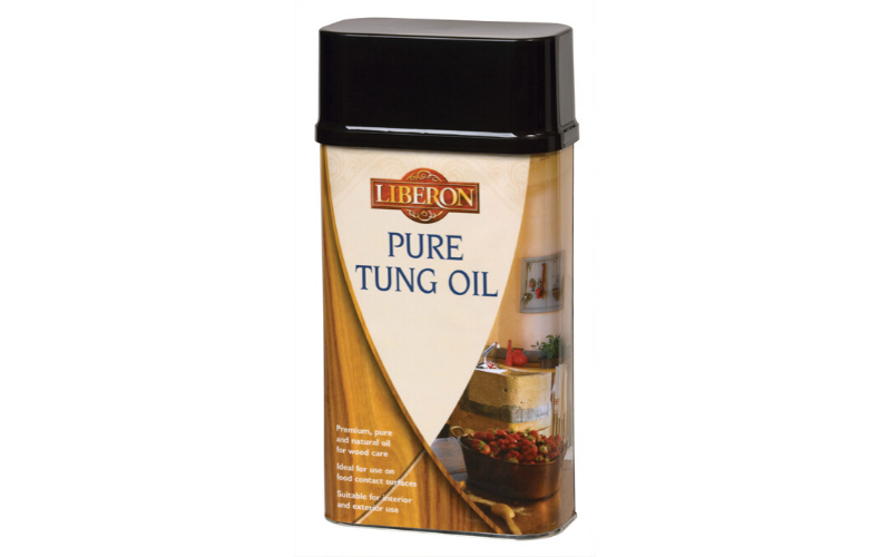 A 1L Pack of Liberon Pure Tung Oil