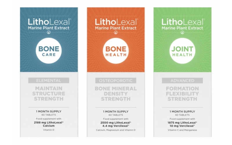 Win a month's supply of 3 LithoLexal® products