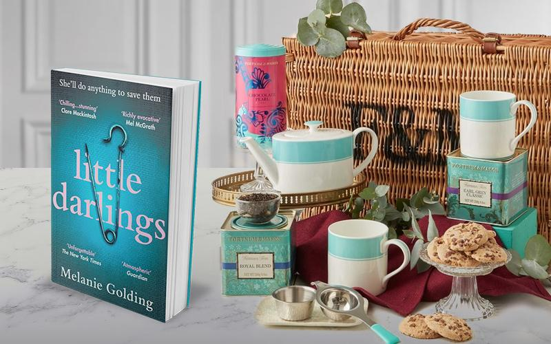 Win a copy of Little Darlings and a Fortnum and Mason tea hamper