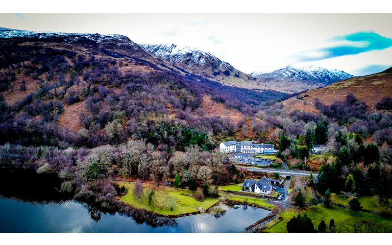 Win a three night luxury trip to the Inn on Loch Lomond!