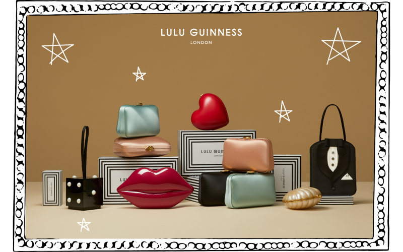 £500 to spend at Lulu Guinness