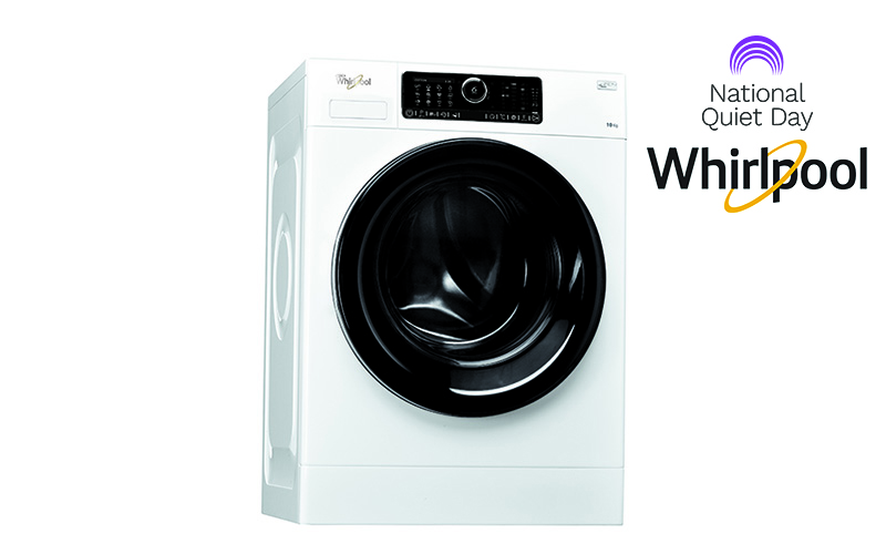 Whirlpool Supreme Care washing machine (FSCR 10432)