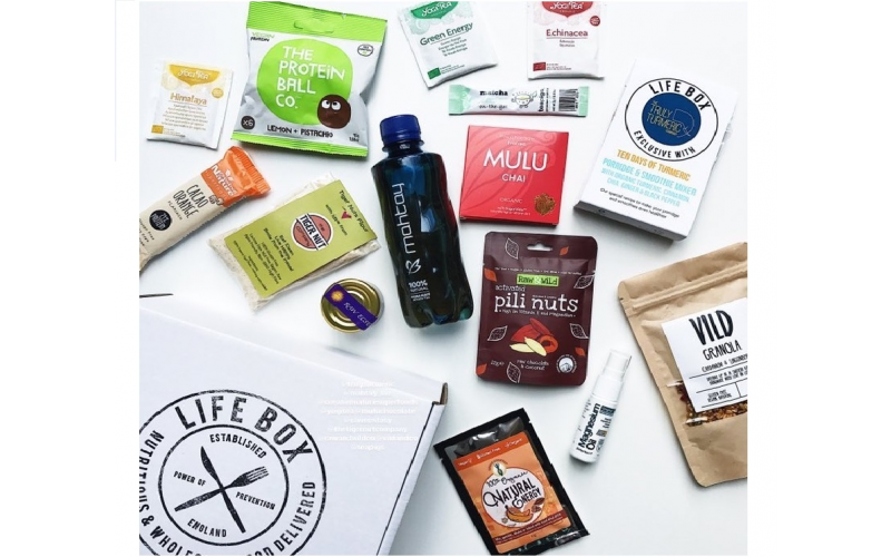 Mahtay and Lifebox Wellness Package