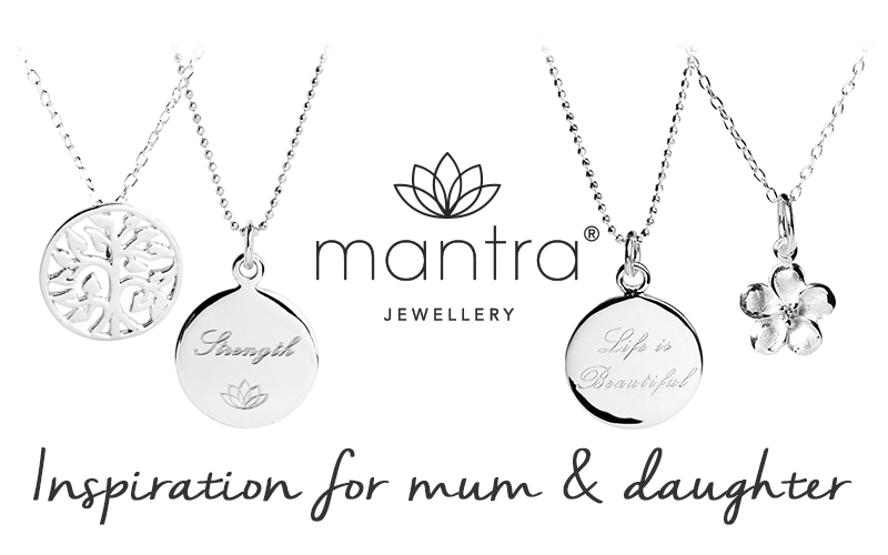 'Mother's Day' set of necklaces from Mantra Jewellery