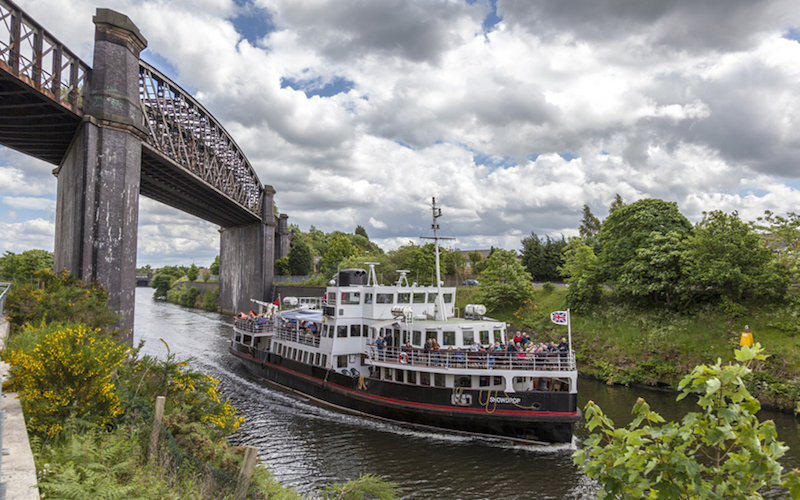Vouchers for the Manchester Ship Canal Cruise